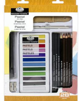 Pastellide Kunstikomplekt 28osa
