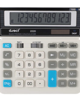 Kalkulaator D.Rect 2220