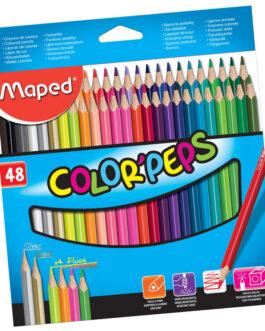 Värvipliiats ColorPeps 48tk