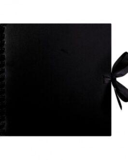 Album 19,5×19,5cm Must (pma 101404)