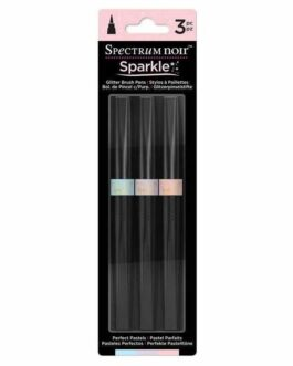 Marker Spectrum Noir Sparkle Perfect Pastels (3tk)